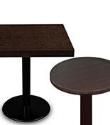 Tischplatten Tischgestelle Und Tische Für Gastronomie Möbel Star