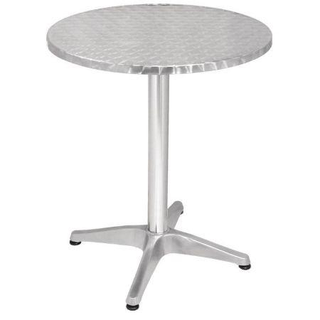 Runde Tische Kaufen. Finest Krista Bistrotisch Rund Cm Aus Metall ...