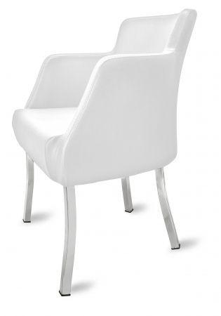 gastro stuhl sessel primo wei g nstig kaufen m bel star. Black Bedroom Furniture Sets. Home Design Ideas