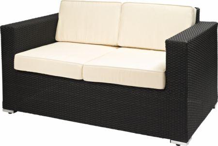 Gastronomie Lounge Sofa 2 Sitzer Marta Seagras Outdoor Günstig