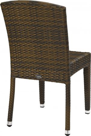 terrassenstuhl mindy stapelbar burned outdoor gastronomie. Black Bedroom Furniture Sets. Home Design Ideas