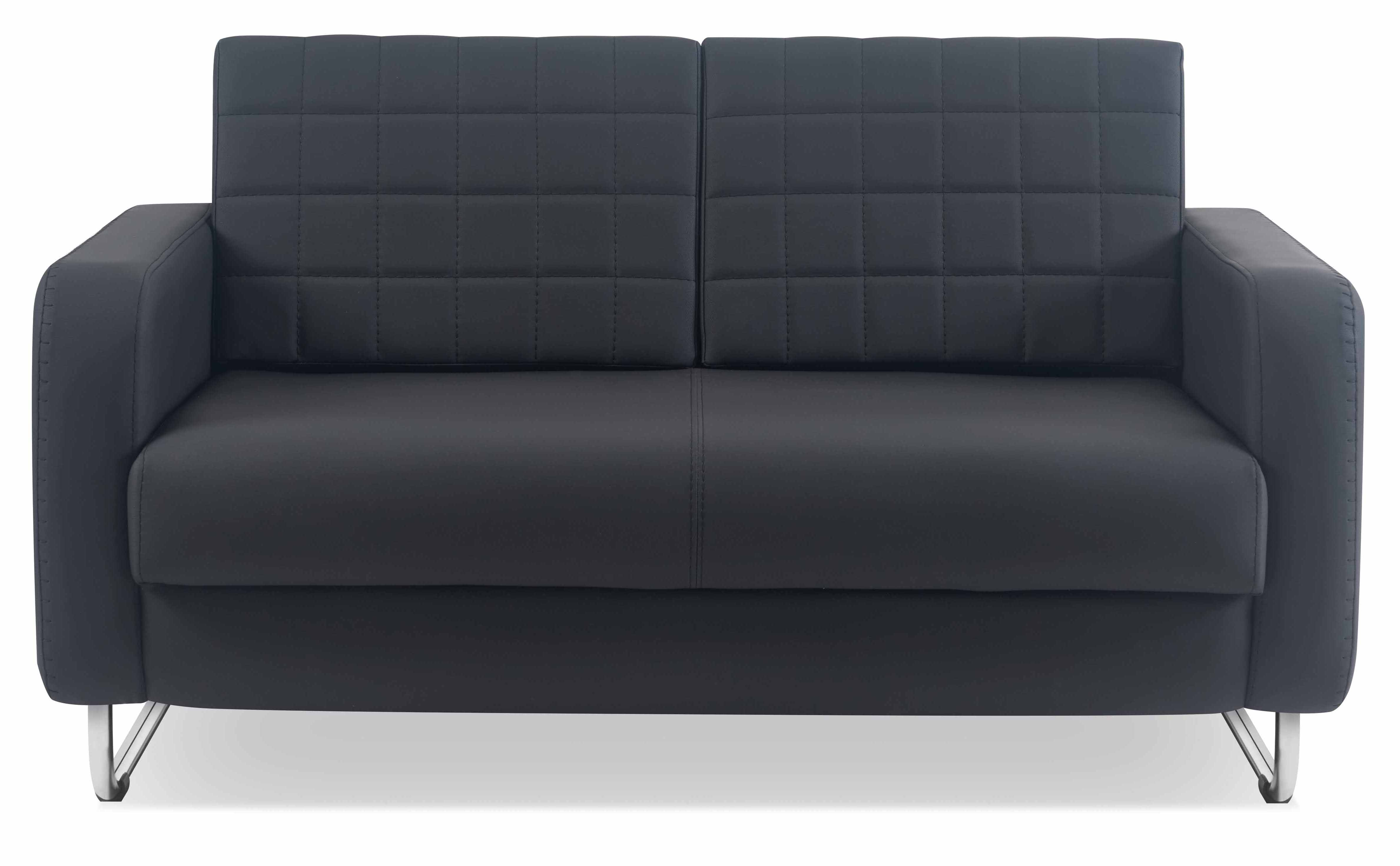 karmen sitzgruppe aus sofa und 2 sesseln in schwarz g nstig m bel star. Black Bedroom Furniture Sets. Home Design Ideas