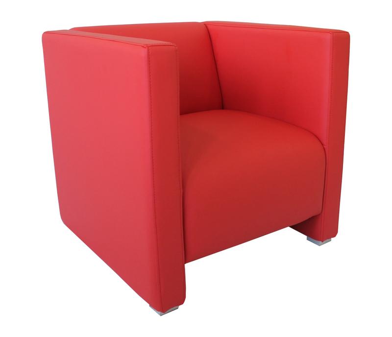 lounge sessel reka 70 cm rot g nstig kaufen m bel star. Black Bedroom Furniture Sets. Home Design Ideas