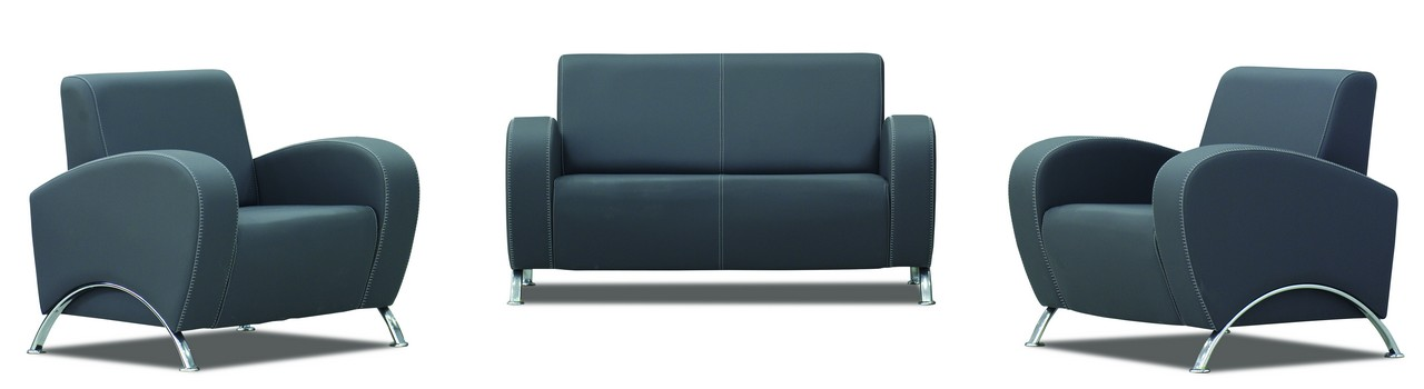 melodi sofa 2 sitzer grau m bel star. Black Bedroom Furniture Sets. Home Design Ideas