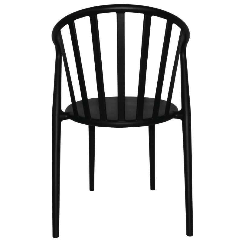 outdoor stuhl krista 175st a schwarz g nstig kaufen m bel star. Black Bedroom Furniture Sets. Home Design Ideas