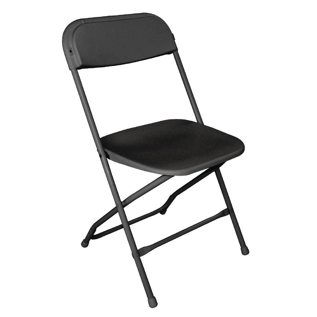 outdoor stuhl krista 205st schwarz klappbar g nstig. Black Bedroom Furniture Sets. Home Design Ideas