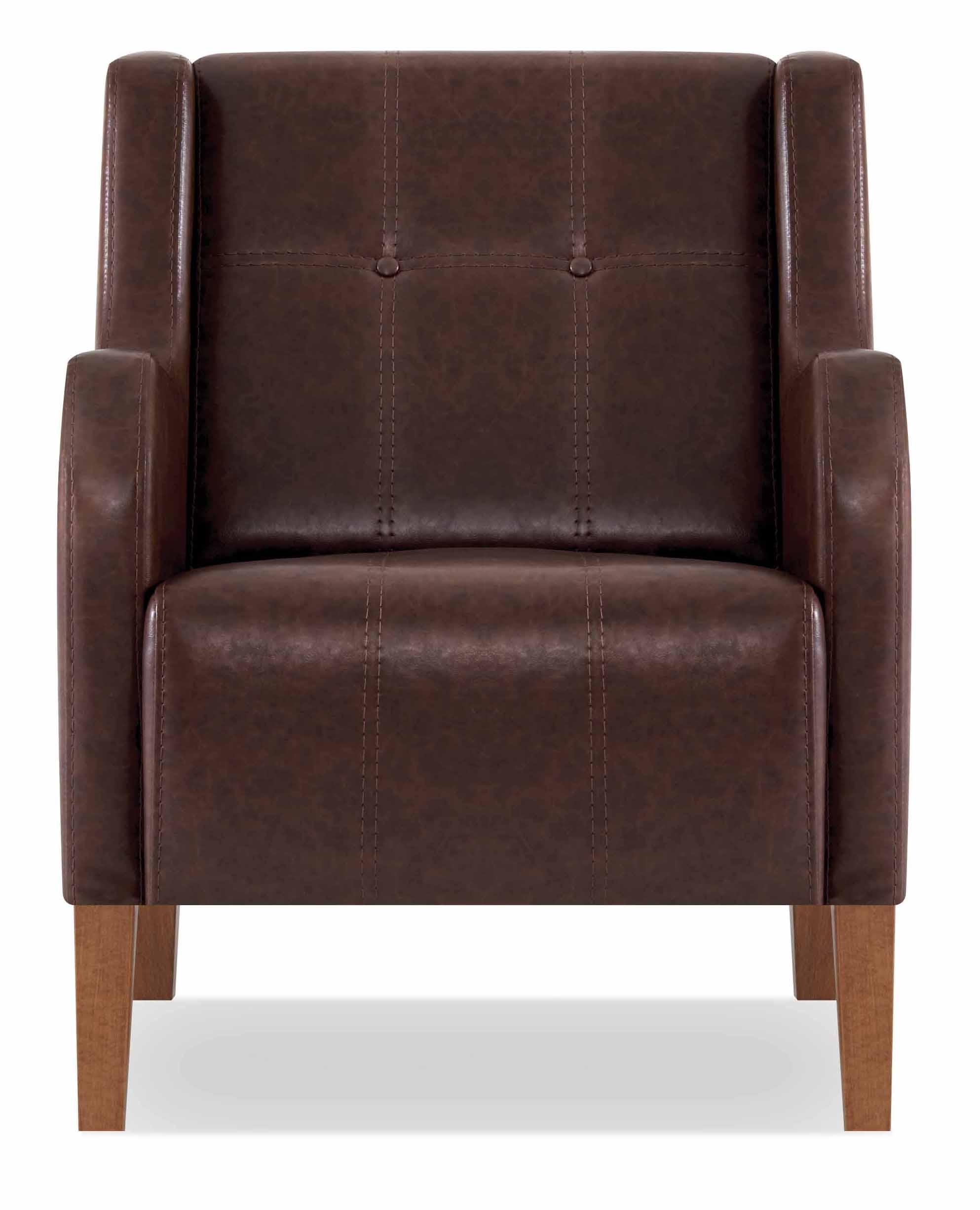 wazur sitzgruppe aus sofa und 2 sesseln in braun g nstig kaufen m bel star. Black Bedroom Furniture Sets. Home Design Ideas