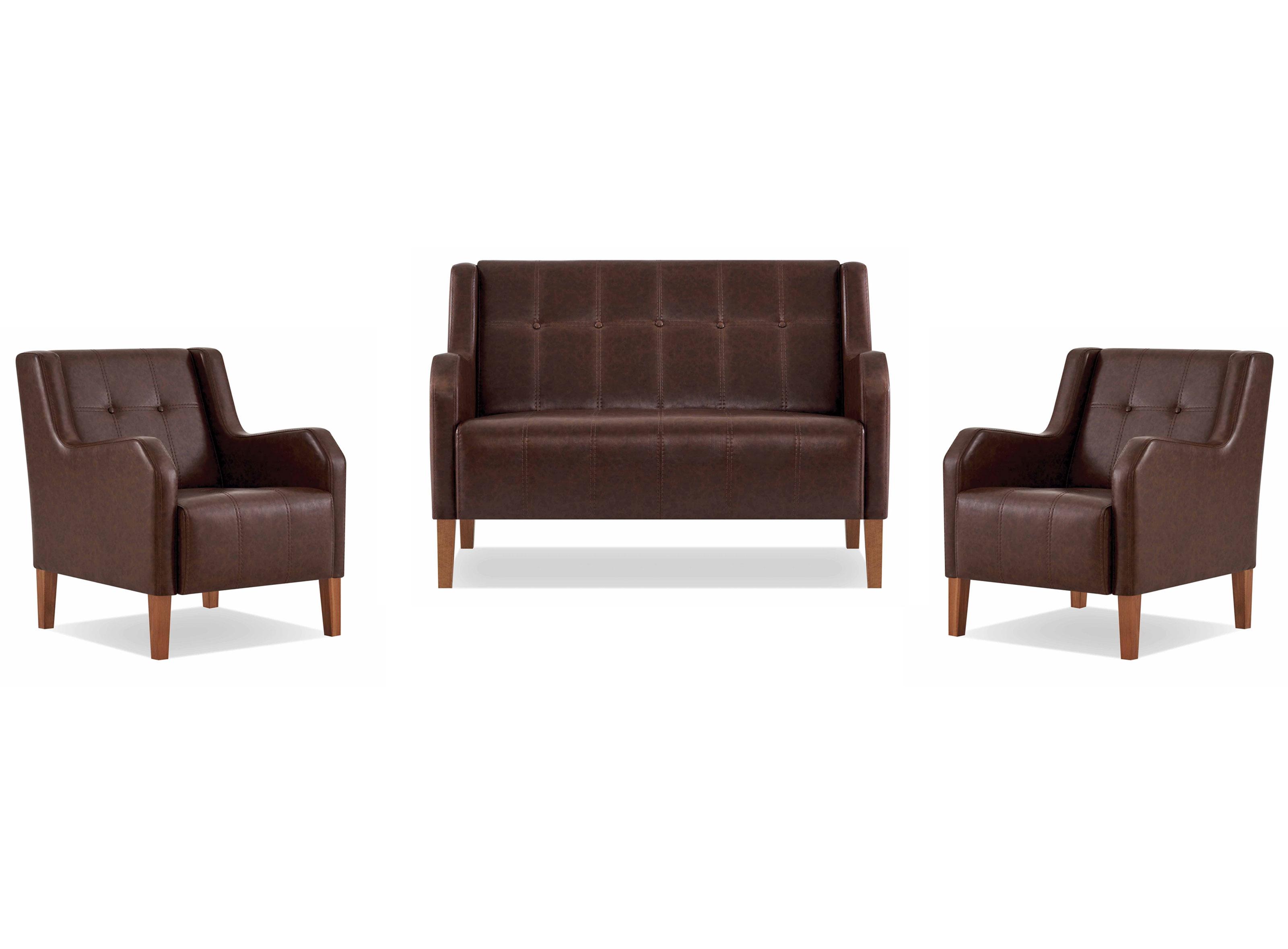 Wazur lounge sofa 2 sitzer braun m bel star for Lounge mobel 2 sitzer
