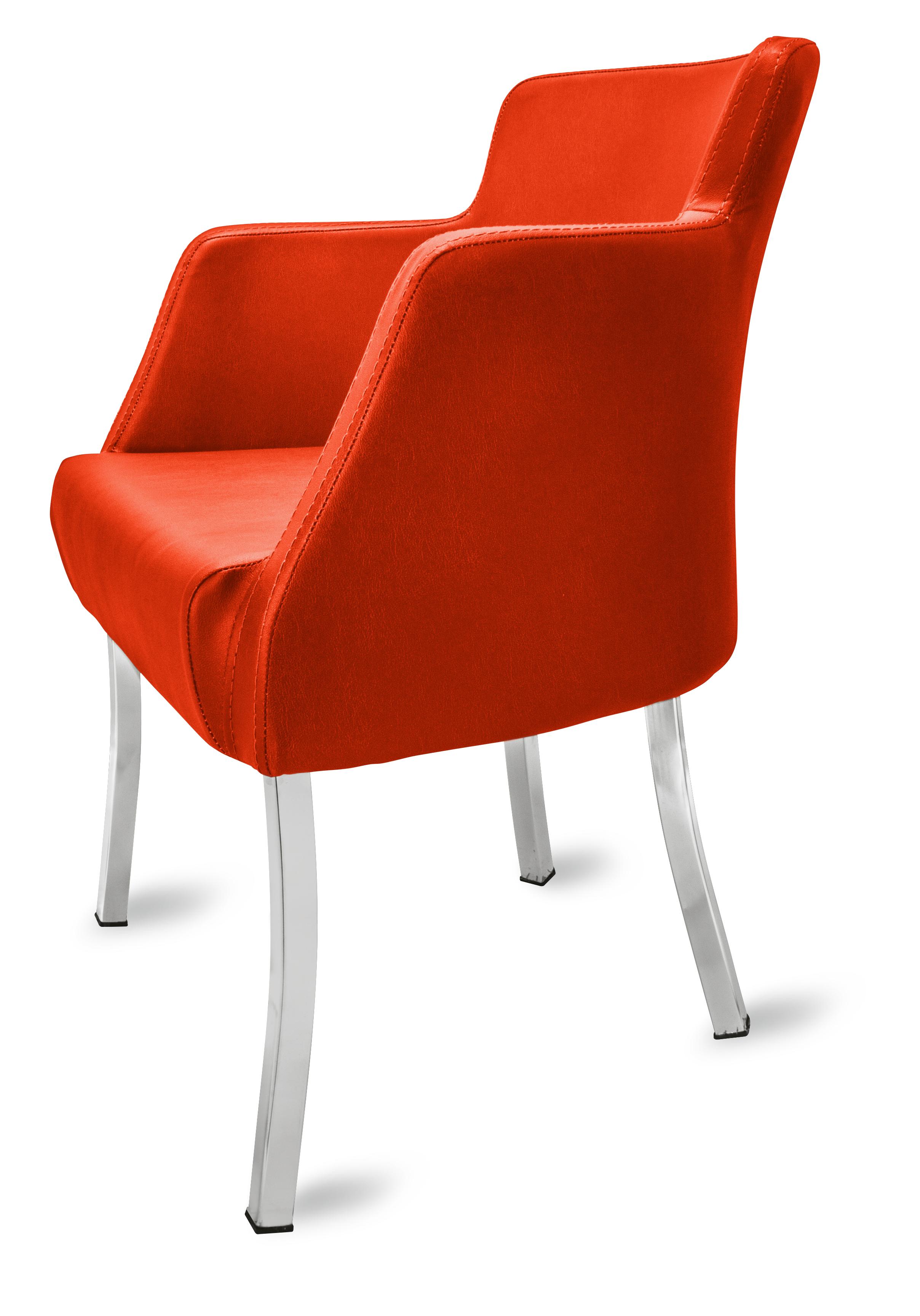 gastro stuhl sessel primo orange g nstig kaufen m bel star. Black Bedroom Furniture Sets. Home Design Ideas
