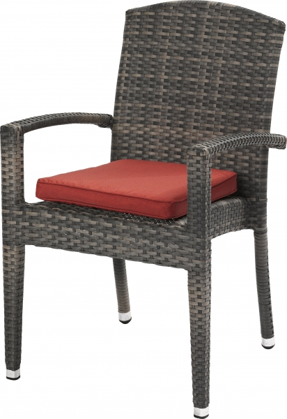 outdoor zubeh r kissen f r terrassenstuhl favori rot m bel star. Black Bedroom Furniture Sets. Home Design Ideas