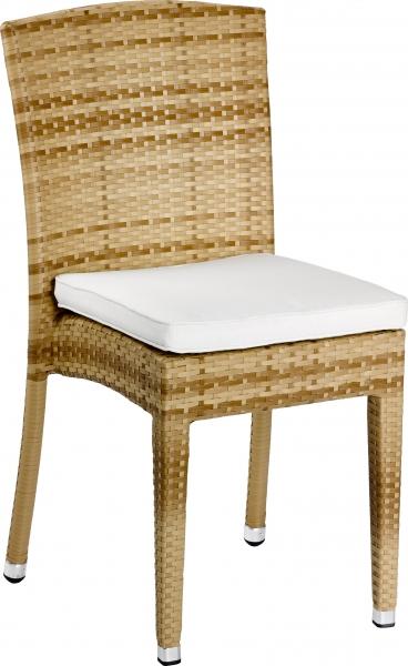 outdoor zubeh r kissen f r terrassenstuhl mindy beige m bel star. Black Bedroom Furniture Sets. Home Design Ideas
