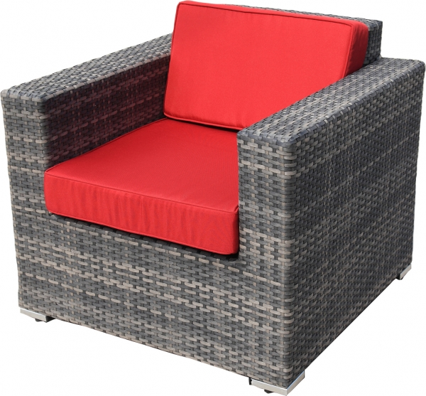 outdoor zubeh r kissen set f r marta lounge sofa sessel rot m bel star. Black Bedroom Furniture Sets. Home Design Ideas