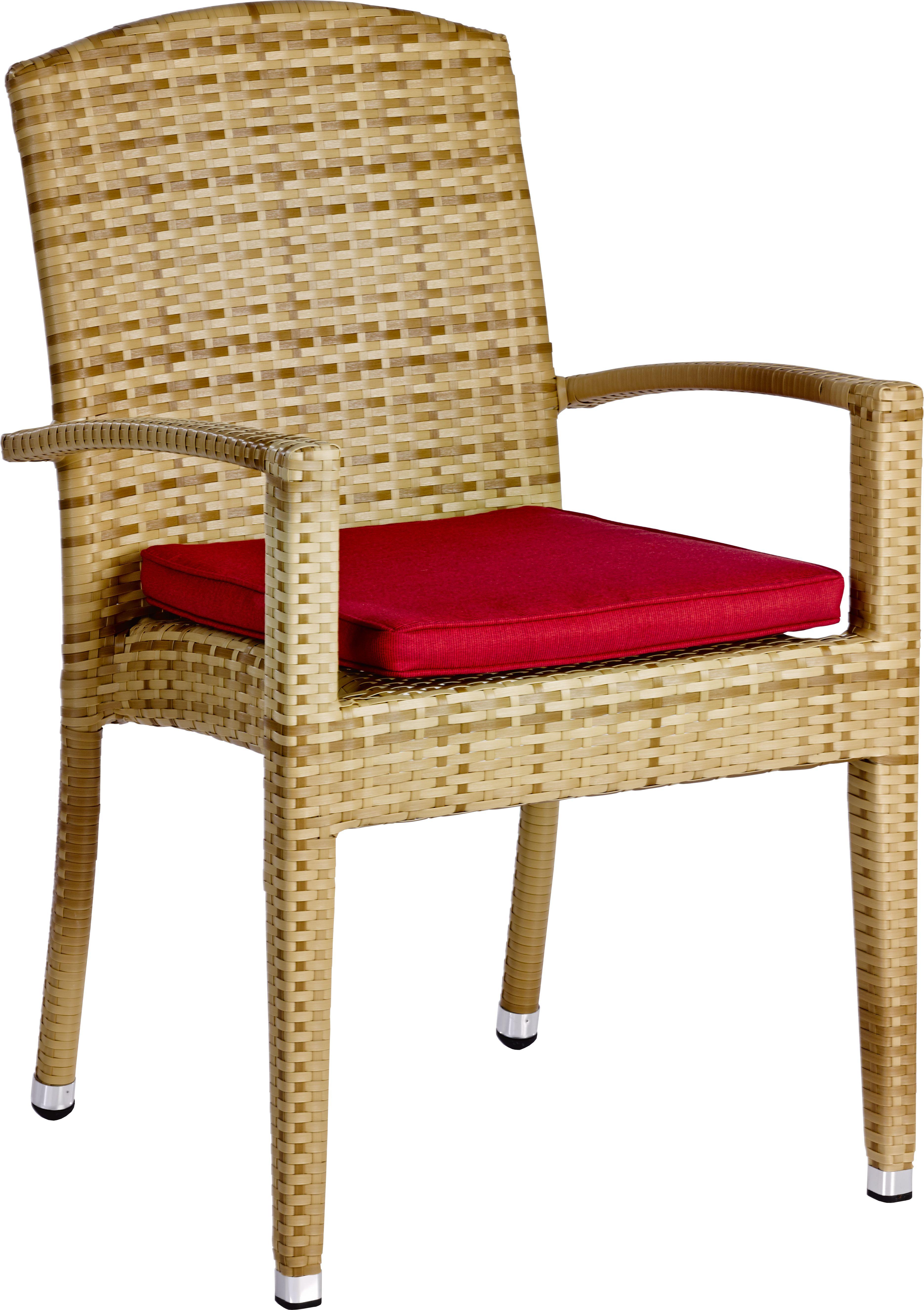 lounge sessel outdoor favori sereno mit armlehnen stapelbar m bel star. Black Bedroom Furniture Sets. Home Design Ideas