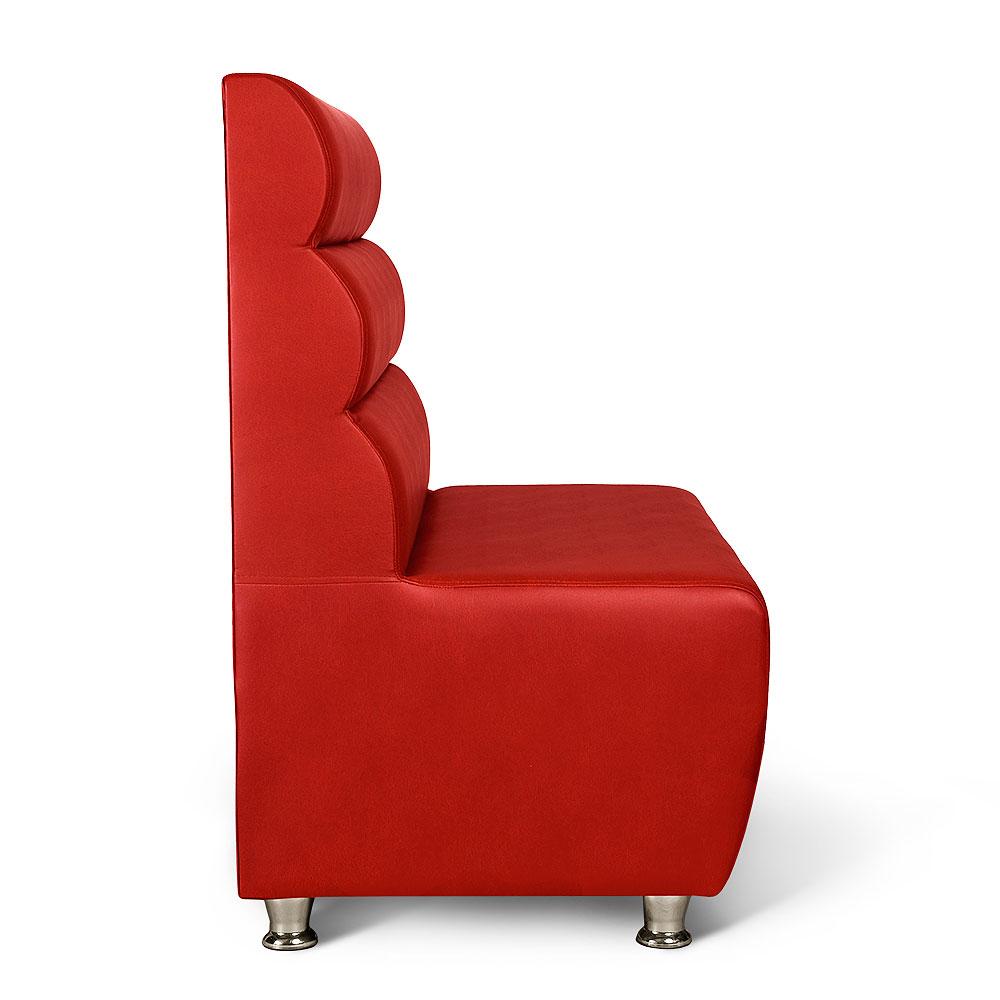 gastronomie polsterbank sitzbank gala rot l nge 120 cm. Black Bedroom Furniture Sets. Home Design Ideas