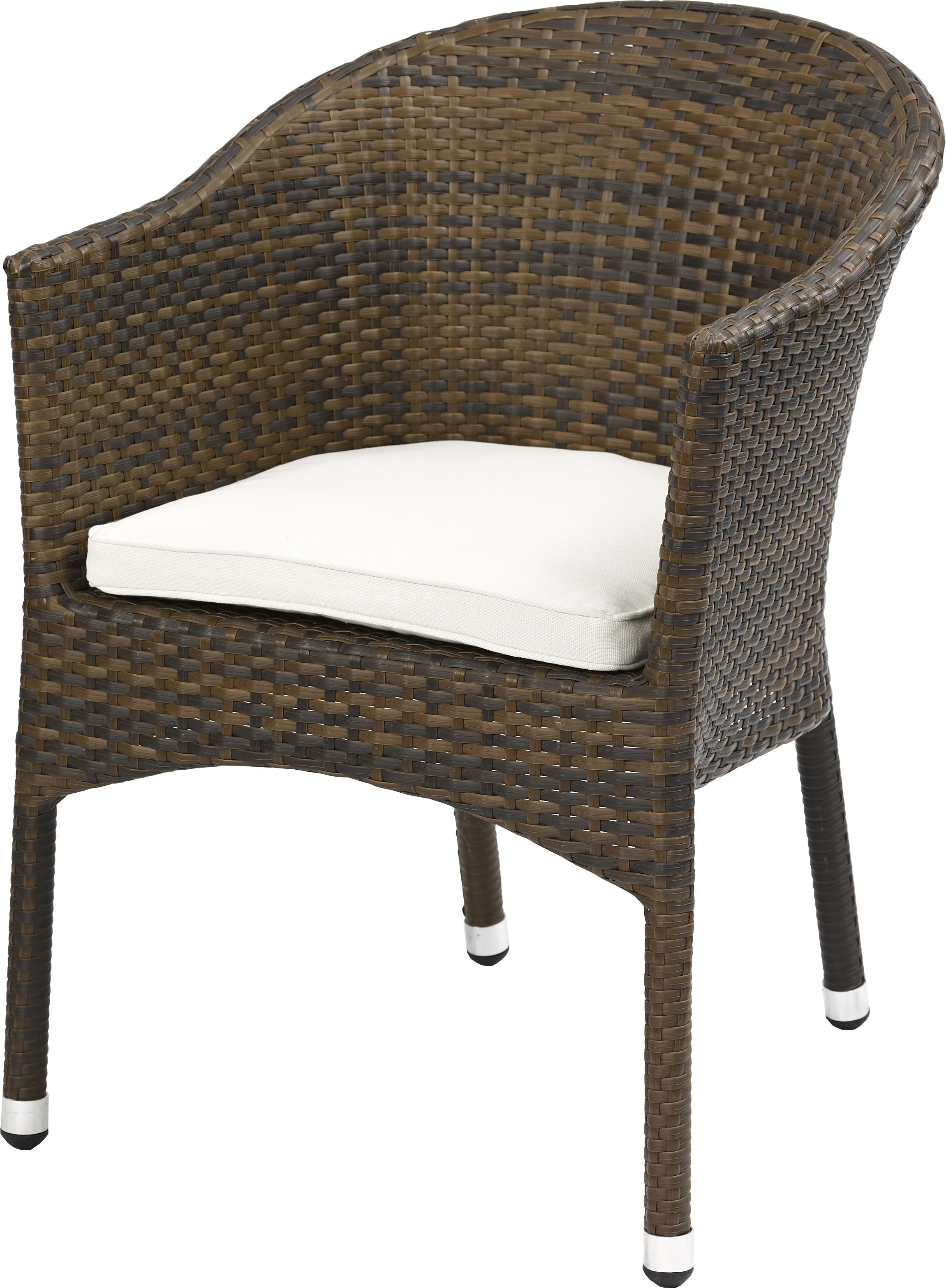 Rattan sthle gastronomie latest gartenstuhl dunkelbraun for Loungemobel outdoor kissen