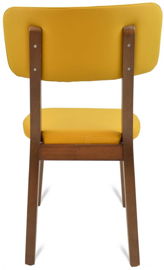 gastro restaurant stuhl tamara gelb g nstig kaufen m bel star. Black Bedroom Furniture Sets. Home Design Ideas
