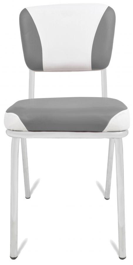 gastro restaurant stuhl california grau weiss g nstig. Black Bedroom Furniture Sets. Home Design Ideas