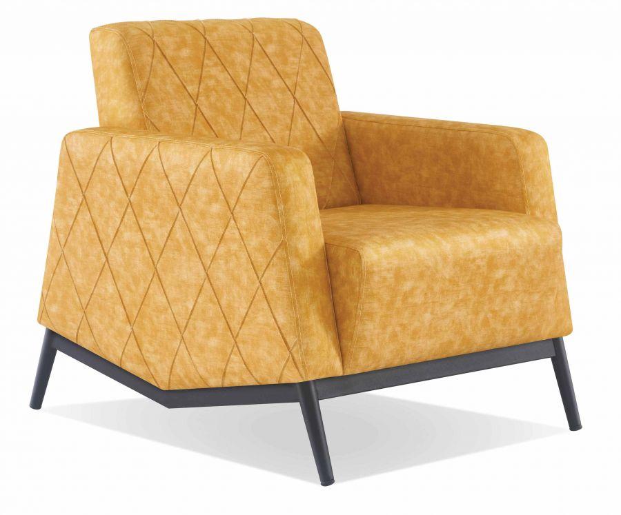 tanami sitzgruppe aus sofa und 2 sesseln in gelb g nstig kaufen m bel star. Black Bedroom Furniture Sets. Home Design Ideas