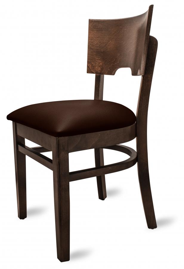 gastro stuhl caya sitz in braun g nstig kaufen m bel star. Black Bedroom Furniture Sets. Home Design Ideas