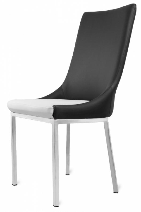 gastro stuhl elli in schwarz sitzfl che weiss g nstig. Black Bedroom Furniture Sets. Home Design Ideas