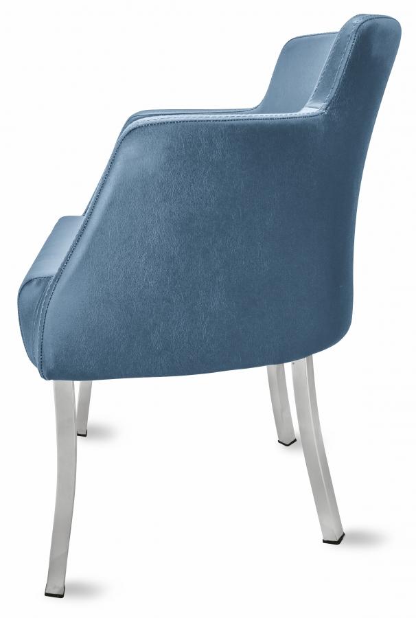 gastro stuhl sessel primo eisblau g nstig kaufen m bel star. Black Bedroom Furniture Sets. Home Design Ideas