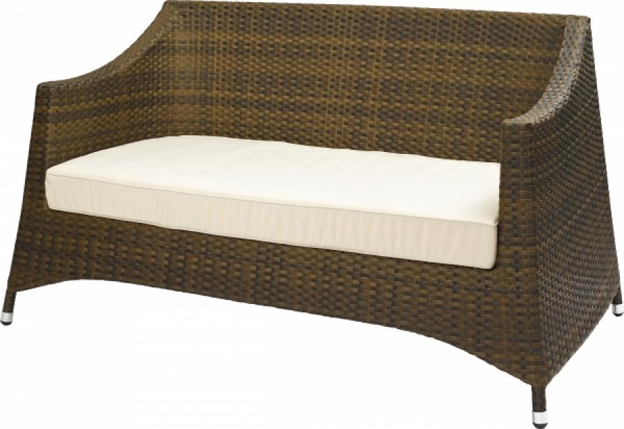 Lounge sofa 2 sitzer outdoor  Lenny Lounge Sofa 2 Sitzer Outdoor stapelbar | Möbel Star