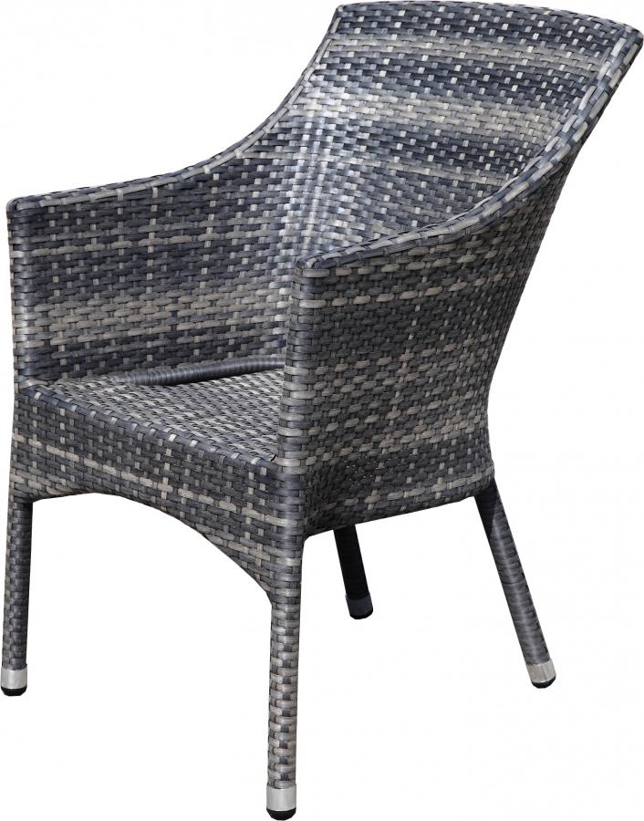 Lounge Sessel Outdoor Selina rocca stapelbar günstig