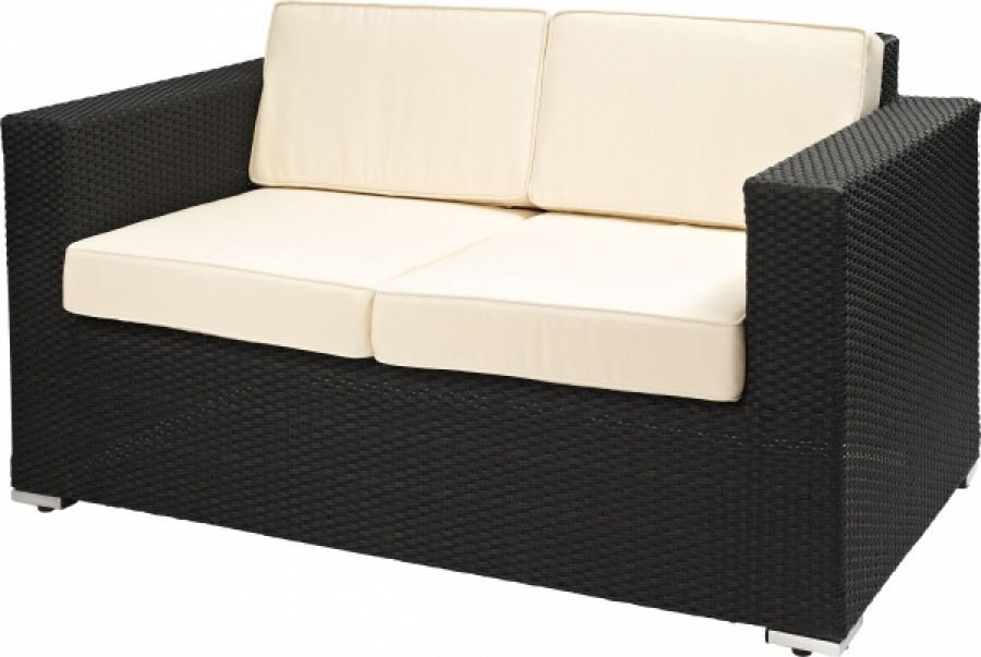 lounge sofa 2 sitzer outdoor. Black Bedroom Furniture Sets. Home Design Ideas