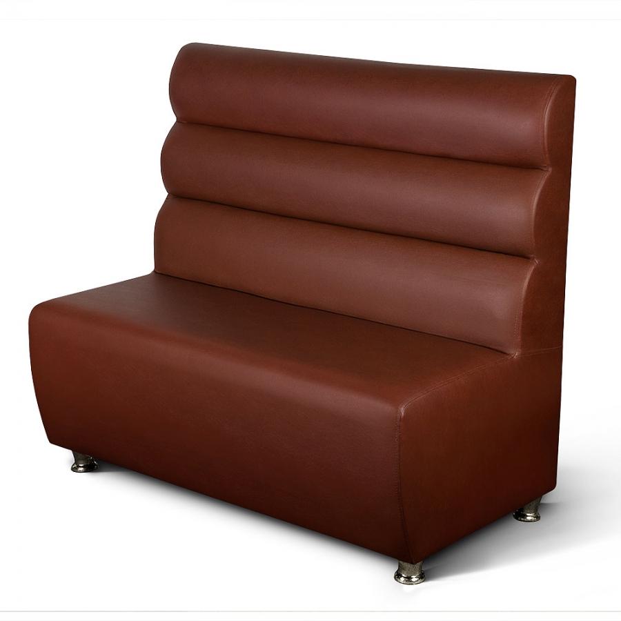 gastronomie polsterbank sitzbank gala braun 120 cm m bel star. Black Bedroom Furniture Sets. Home Design Ideas